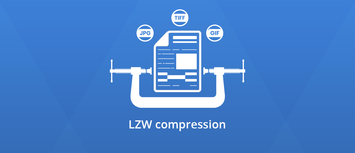 LZW and Three Graphics File Formats