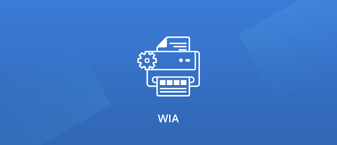 What's WIA?