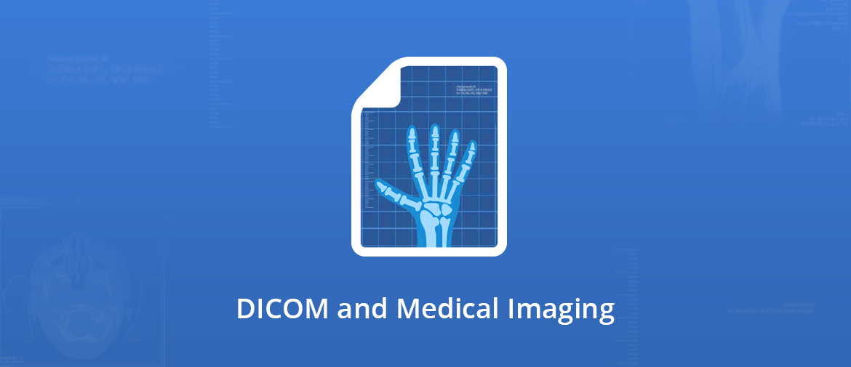 Illustration DICOM Viewer and Reader for Medical Imaging
