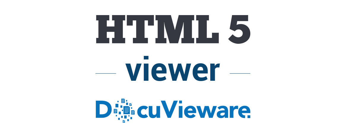 What is HTML5 viewer