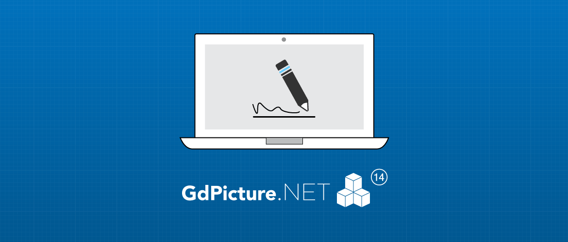 New methods to digitally sign PDFs are now available with GdPicture.NET 14