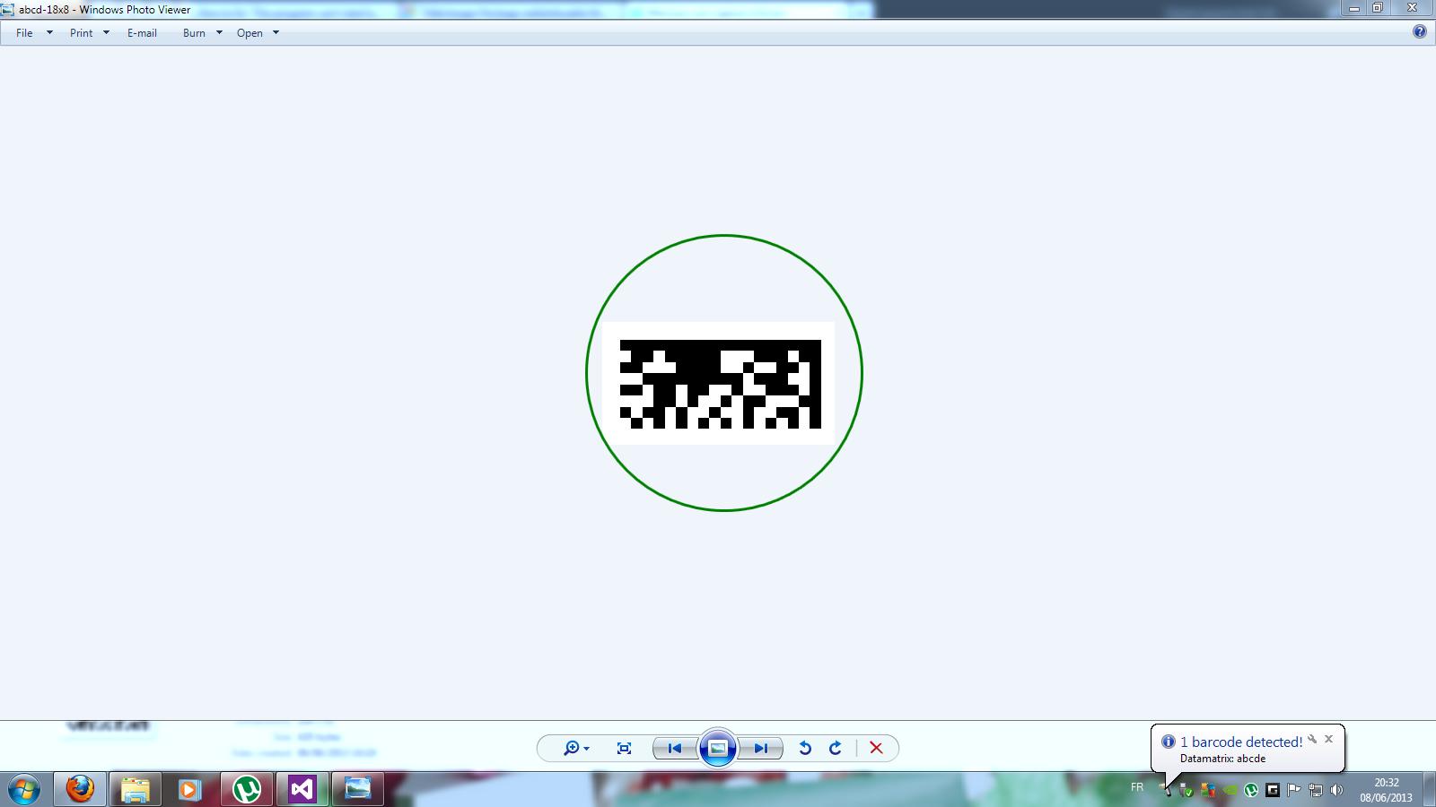 ORPALIS Imaging Technologies: Virtual Barcode Reader Free