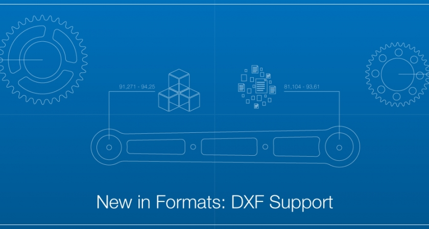 View DXF files with GdPicture.NET and DocuVieware SDK