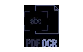 PDF OCR icon