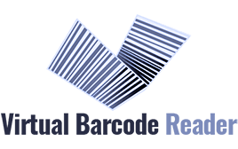 Virtual Barcode Reader logo