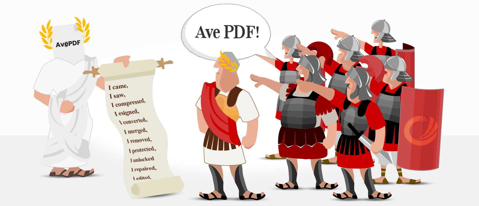AvePDF - launch