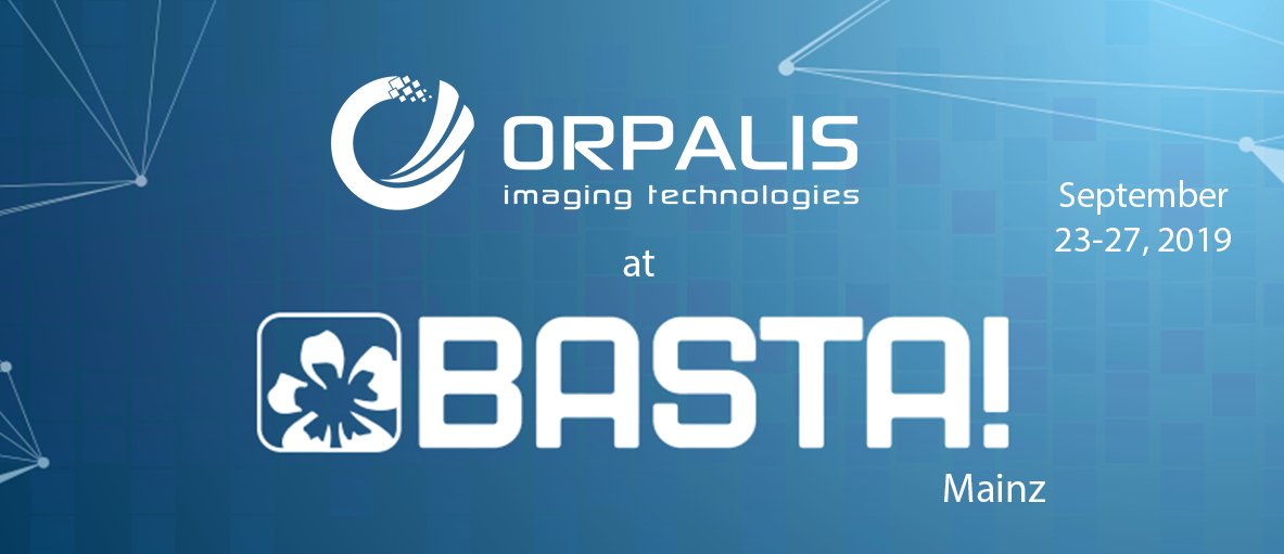 ORPALIS and BASTA logos