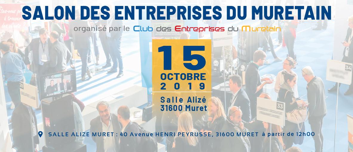 Affiche de l'événement : Salon des Entreprises du Muretain